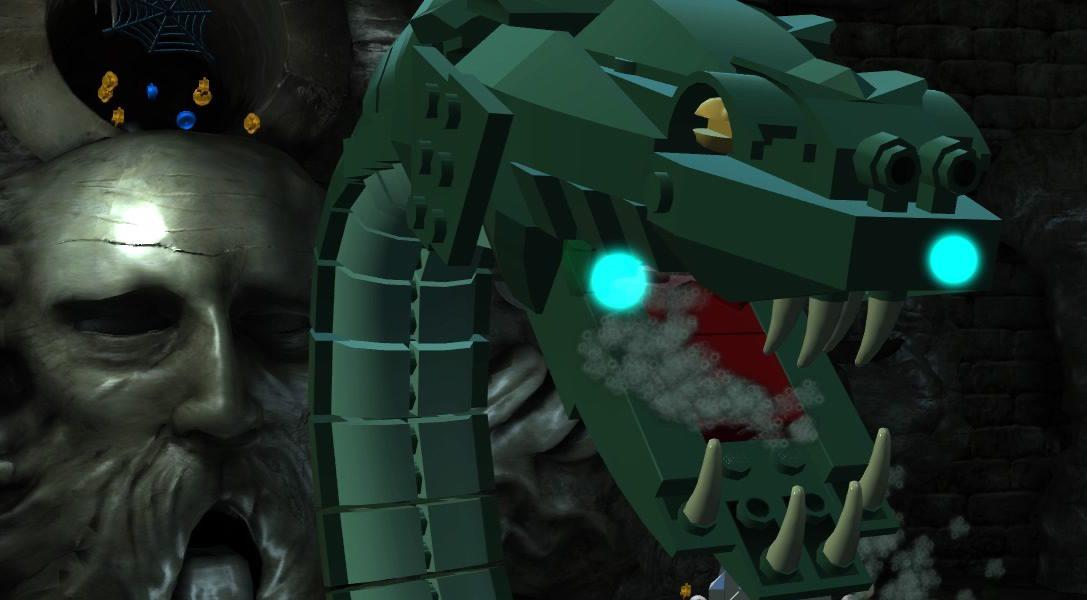 Riscoprite  un mondo magico con l'uscita di Lego Harry Potter Collection questa settimana per PS4