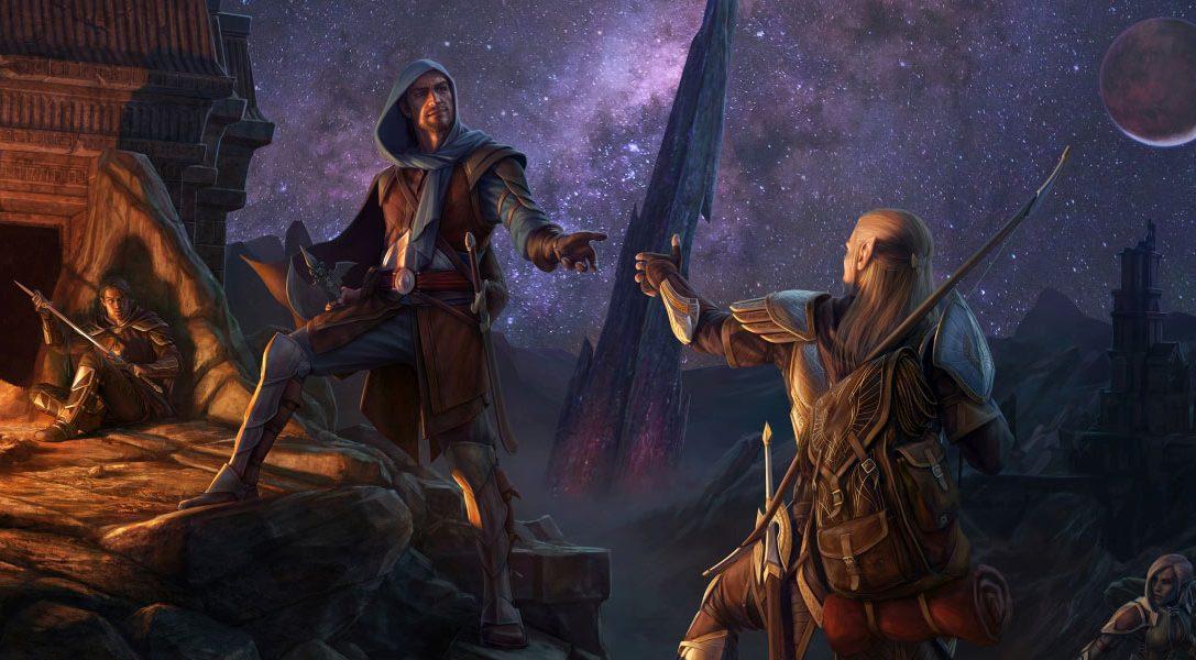 Avventura ovunque e con chiunque grazie al nuovo aggiornamento di Elder Scrolls Online
