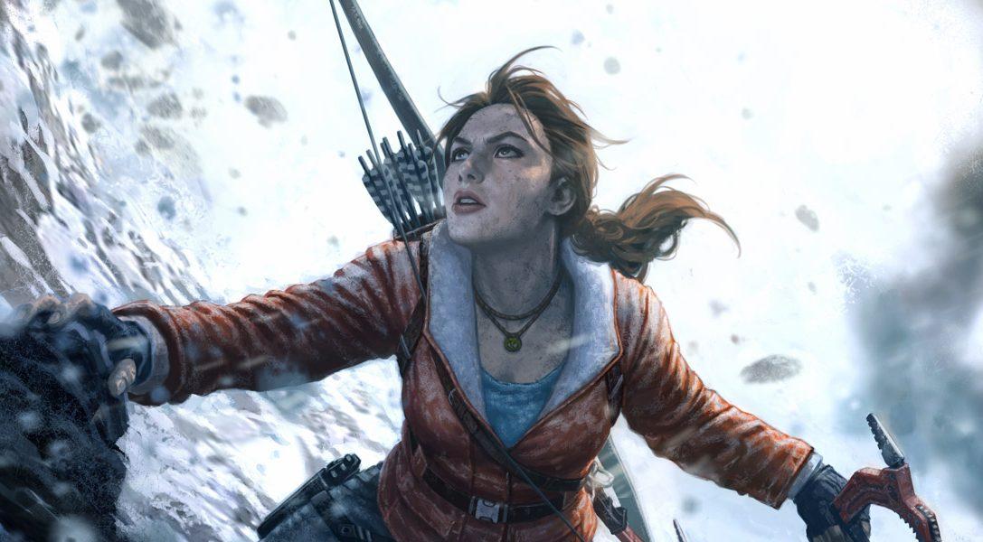 Nuovi su PlayStation Store: giochi di lancio PS VR, Rise Of The Tomb Raider, e molto altro