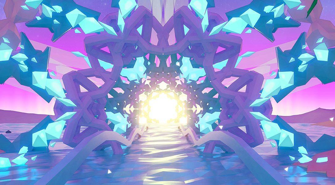 La musica prende vita con Harmonix Music VR