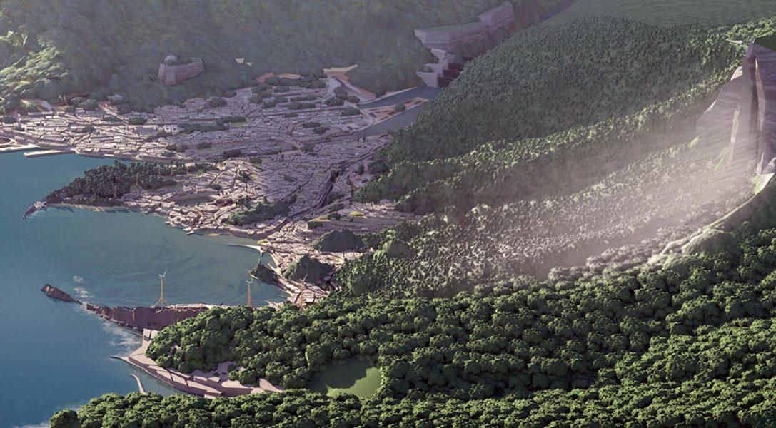La creazione di Karnaca in Dishonored 2: Los Angeles incontra l'Isola del Teschio