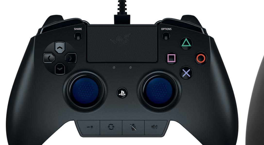 Annunciati due nuovi controller pro ufficiali per PS4