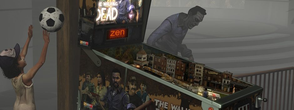 Pinball FX2 VR sta arrivando su PlayStation VR insieme a The Walking Dead Pinball!