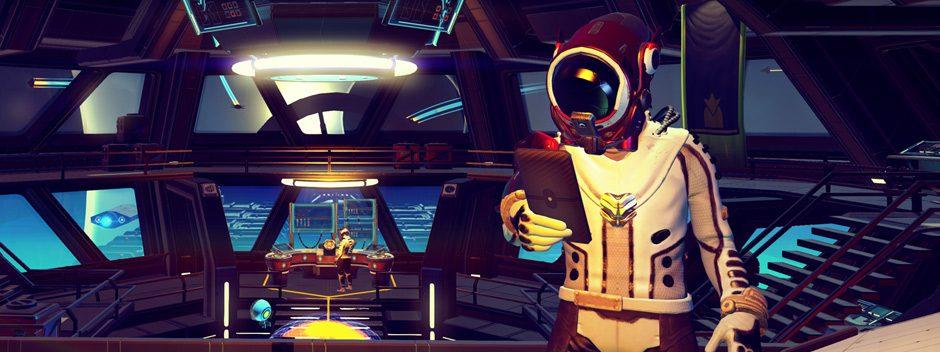 Con l'aggiornamento di No Man's Sky puoi costruire la tua base ed hai nuove modalità di gioco