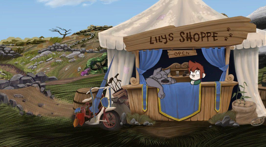 L'avventura disegnata a mano The Little Acre uscirà su PlayStation 4 il 22 novembre