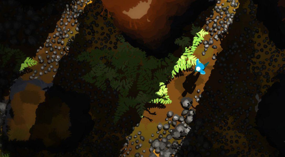 Esplora una foresta surreale che risponde al tuo tocco nell'avventura per PS4 Future Unfolding
