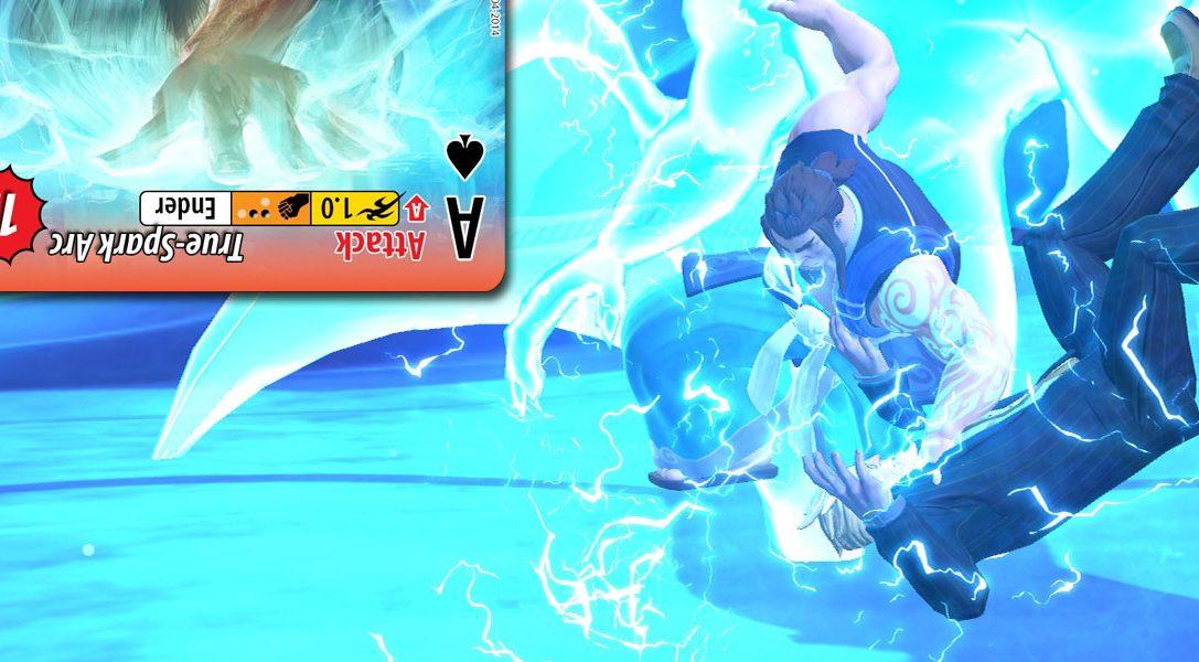 Fantasy Strike abbandona la complessità dei picchiaduro per essere accessibile a tutti