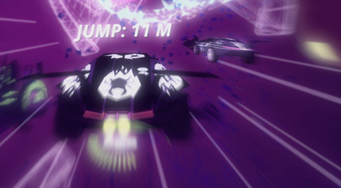 Affrontate più tracciati contemporaneamente in Drive!Drive!Drive!, gioco di corse arcade in uscita il 13 dicembre su PS4