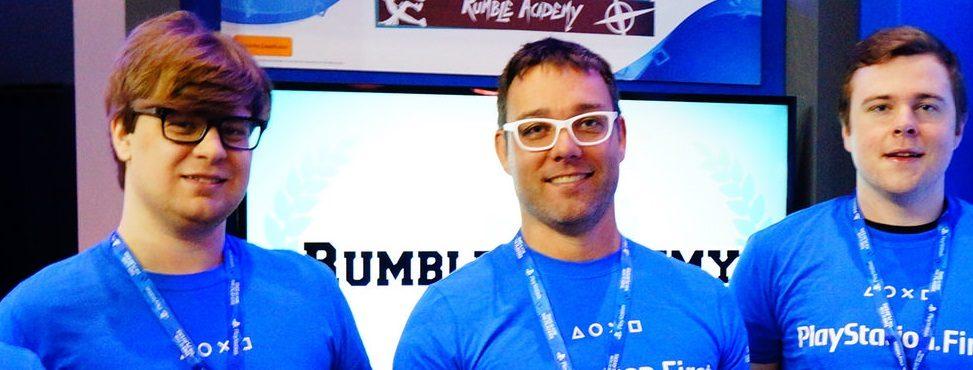 Vi presentiamo Rumble Academy e Retro Vision, due nuovi giochi promossi da PlayStation First