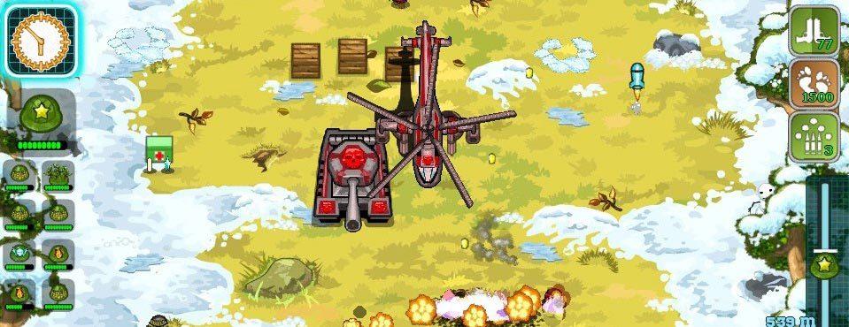 Battalion Commander e The Keeper of 4 Elements arrivano oggi su PS4 e PS Vita