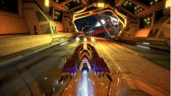 WipEout Omega Collection annunciata per PS4 al PSX
