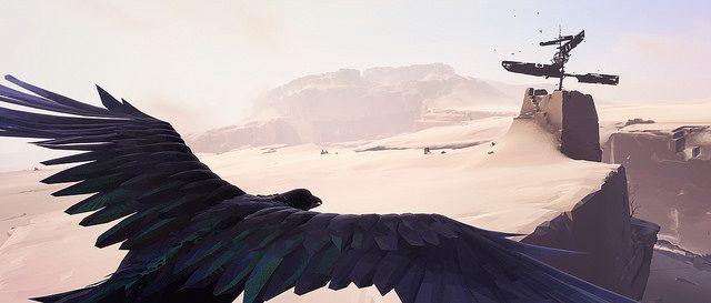 Vane: annunciata la misteriosa avventura minimalistica in terza persona per PS4 alla PSX
