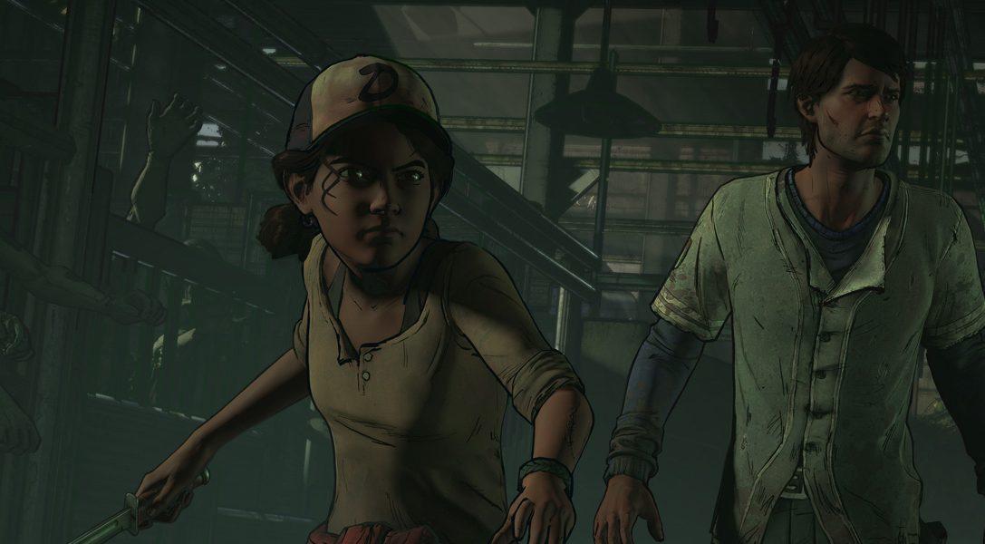 Nuovi su PS Store questa settimana: The Walking Dead: A New Frontier, The Division DLC, molto altro