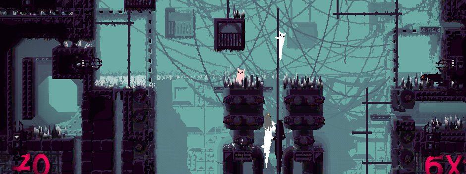 Imparate a sopravvivere alla caotica catena alimentare di Rain World, una nuova avventura per PS4