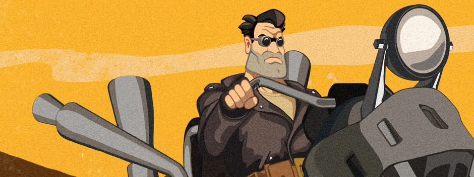Scoprite come Double Fine sta mettendo a punto Full Throttle Remastered per PS4