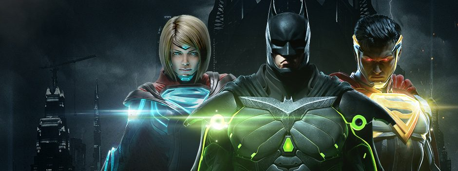 Il nuovo trailer cinematico della storia di Injustice 2 presenta Brainiac