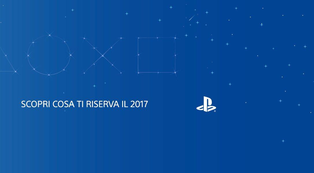 Iniziate il 2017 con l'Oroscopo PlayStation!