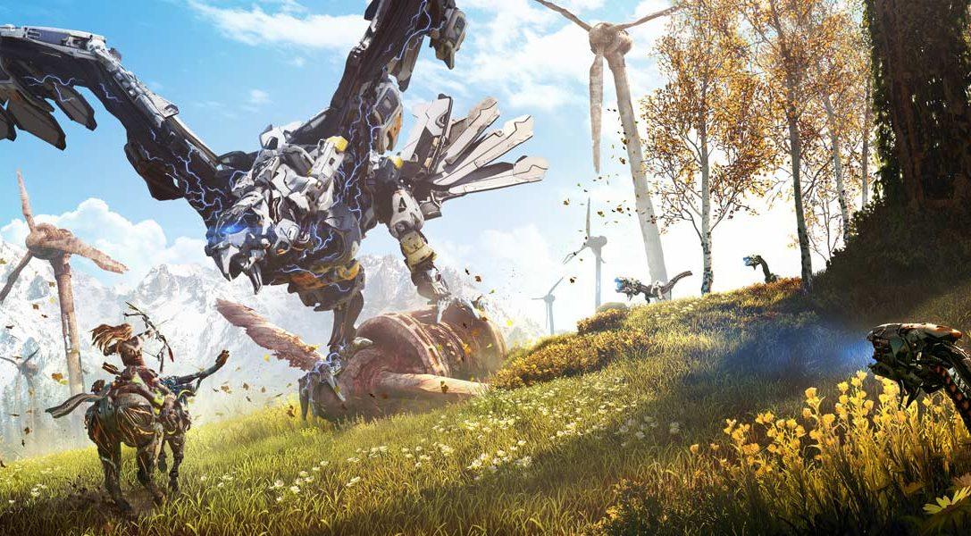 Annunciato il bundle PlayStation 4 per Horizon Zero Dawn che include un abbonamento PlayStation Plus di 3 mesi!