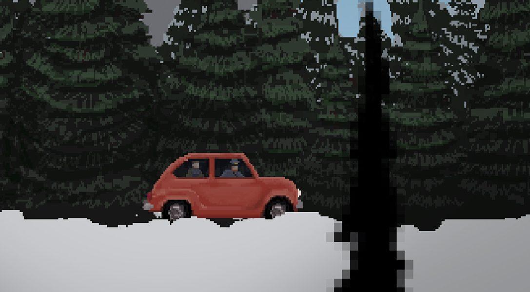 Il survival horror Uncanny Valley uscirà su PS4 e PS Vita l'8 febbraio