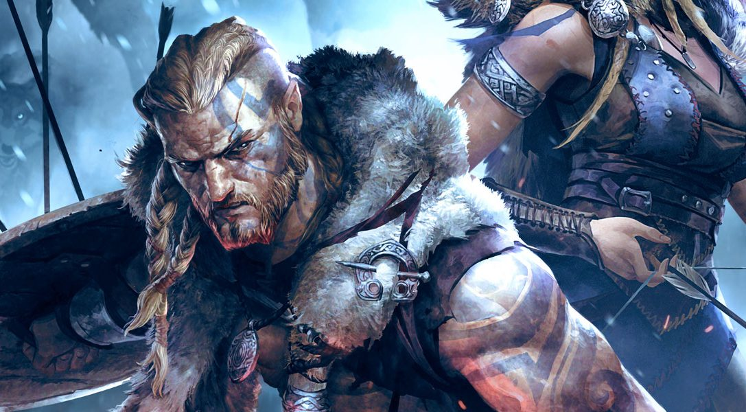 Il nuovo trailer del GDR d'azione Vikings – Wolves of Midgard porta combattimenti tattici e brutali su PS4