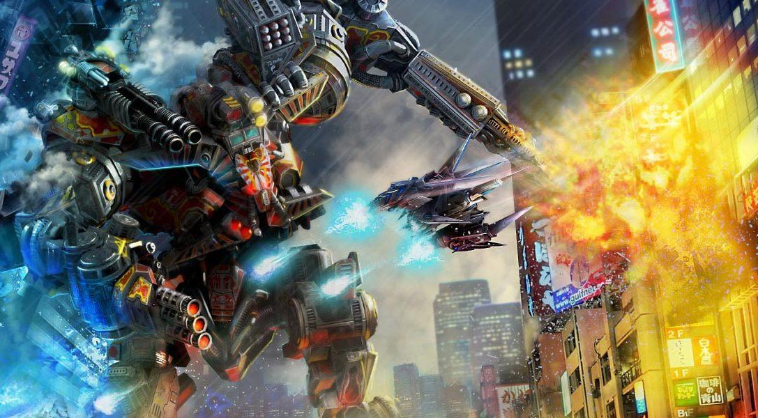 X-Morph: Defense per PS4 è un ibrido unico tra sparatutto twin-stick e tower defense