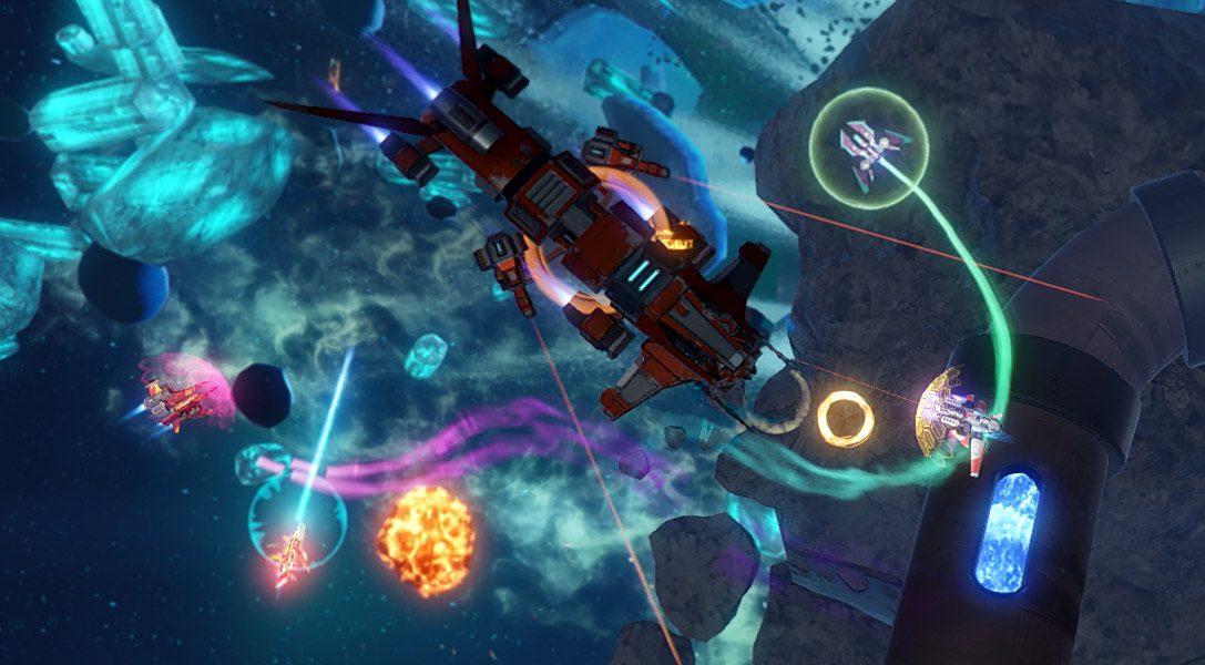 Climax Studios presenta RiftStar Raiders, uno sparatutto cooperativo a 4 giocatori per PS4