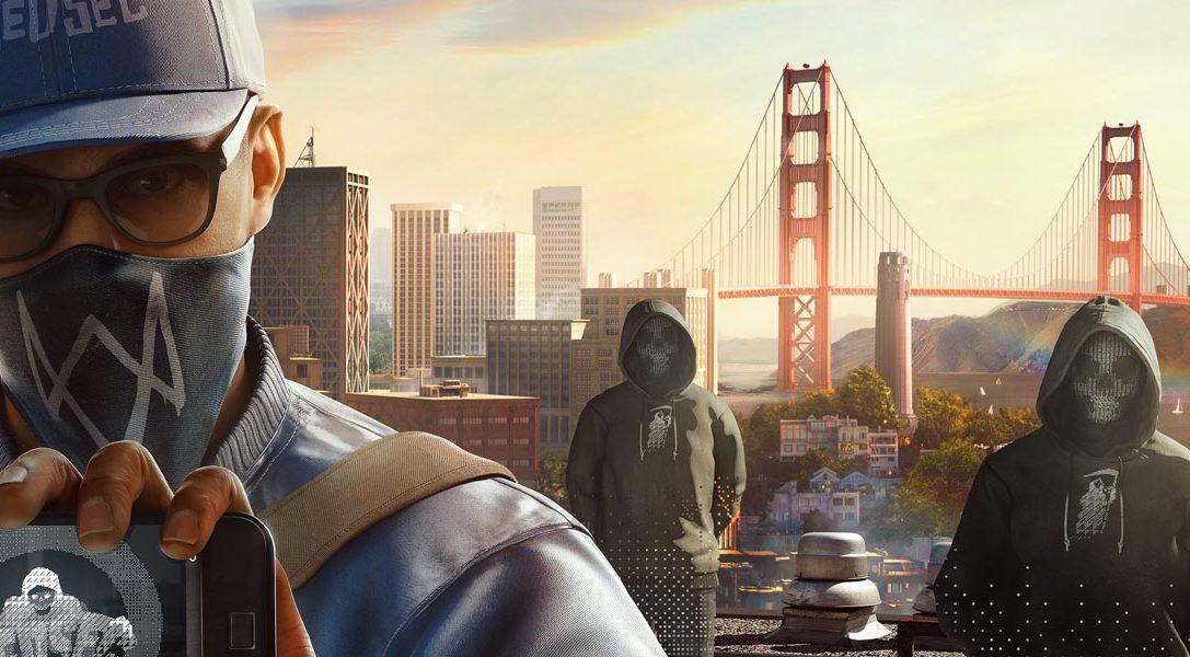 Nuovi saldi iniziano oggi su PlayStation Store – risparmiate su Watch Dogs 2, Dishonored 2 e molto altro