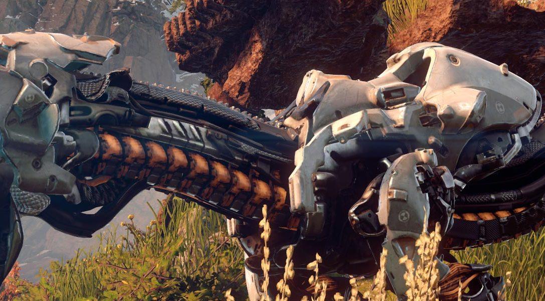 La creazione delle Macchine di Horizon Zero Dawn, raccontata da Guerrilla Games