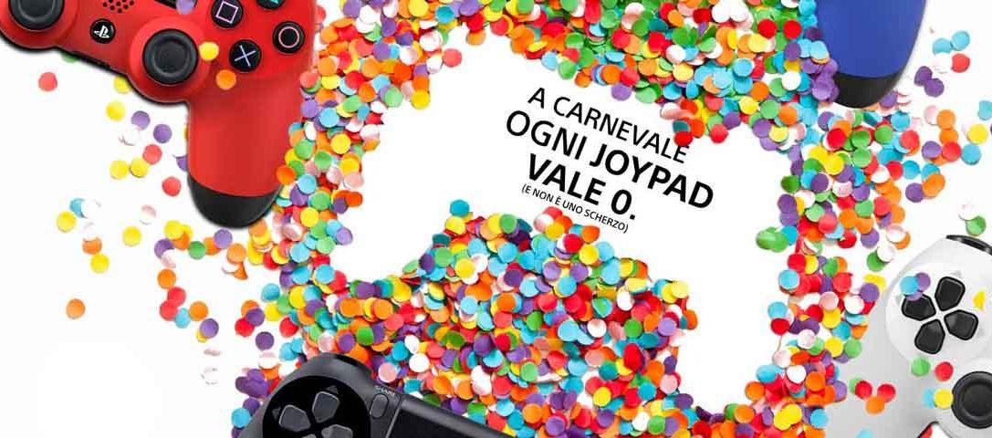 Super Promozione PlayStation di Carnevale!