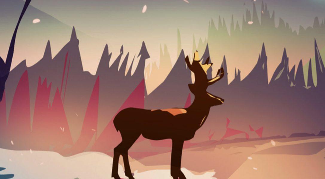 The Deer God arriva su PS4 e PS Vita il 25 aprile