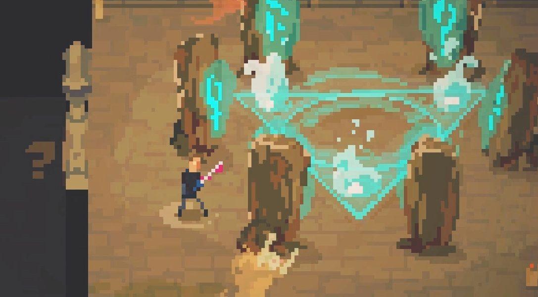 Gioca nei panni dell'eroe o controlla i mostri nel dungeon brawler per PS4 Crawl, in uscita l'11 aprile