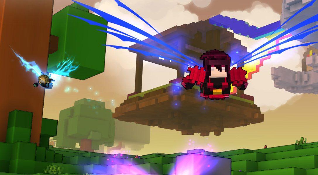 Siete pronti? Oggi esce Trove, il multigiocatore online con grafica voxel!