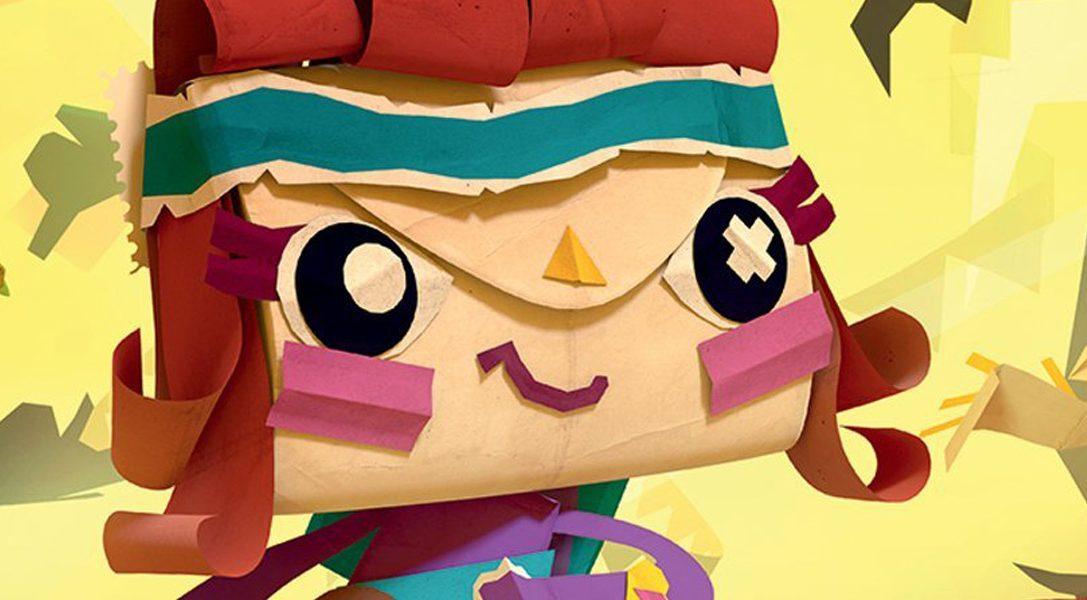 Tearaway Unfolded e Disc Jam sono i tuoi giochi di PlayStation Plus di marzo