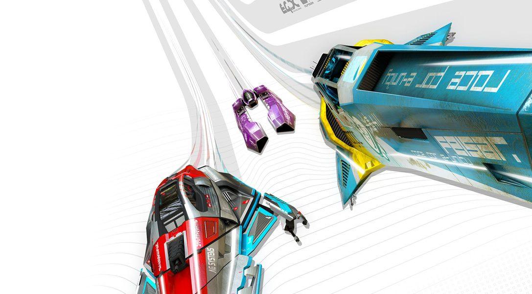 WipEout Omega Collection arriva su PS4 il 7 giugno. Ecco i primi dettagli sulla colonna sonora