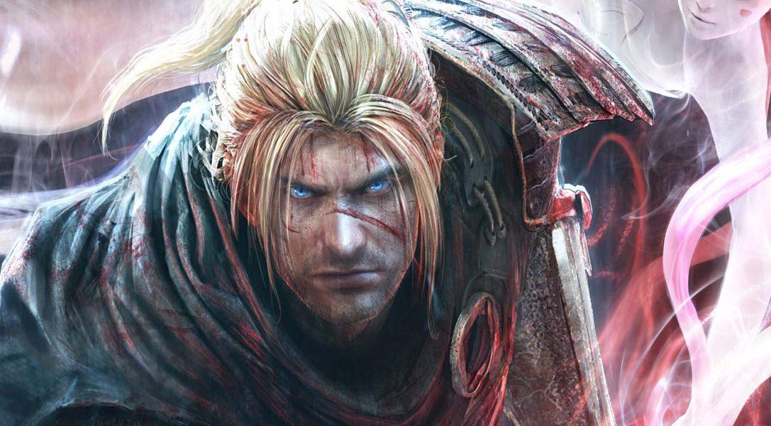 Team Ninja presenta l'antagonista del nuovo contenuto scaricabile di Nioh disponibile da settimana prossima, Drago del nord