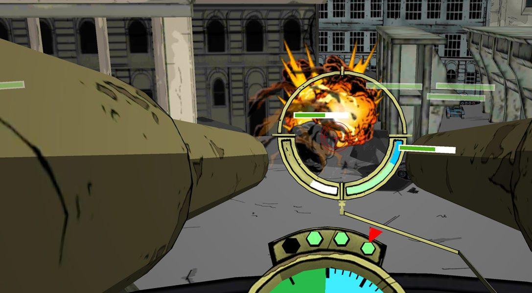 Sfidate i cieli su un bombardiere della seconda guerra mondiale con Bandit Six: Combined Arms per PS VR, disponibile ora