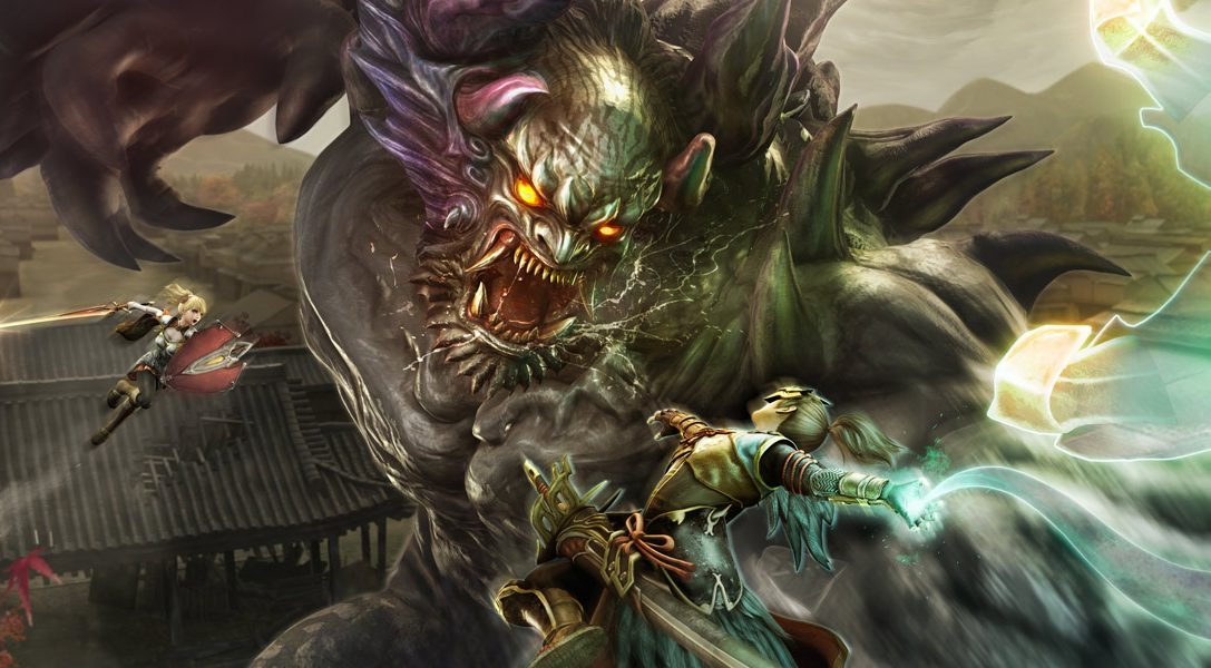 Nuovi su PlayStation Store: Toukiden 2, Full Throttle Remastered, DLC di Call of Duty