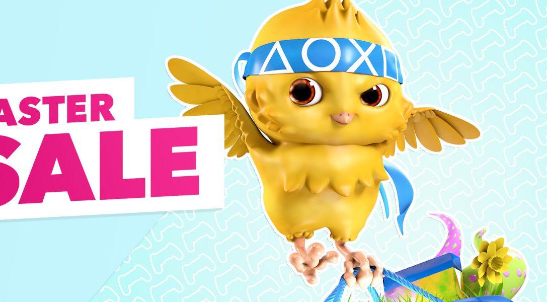 Nuovi giochi si aggiungono ai Saldi di Pasqua del PlayStation Store!