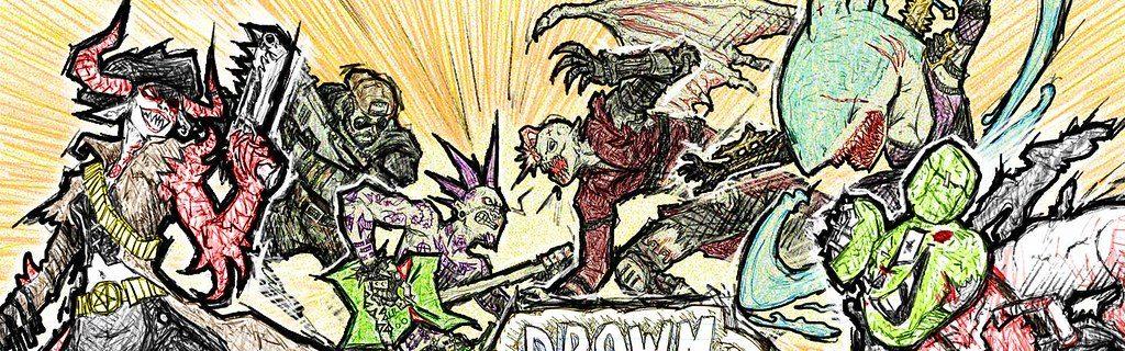 Drawn To Death è disponibile oggi con PlayStation Plus