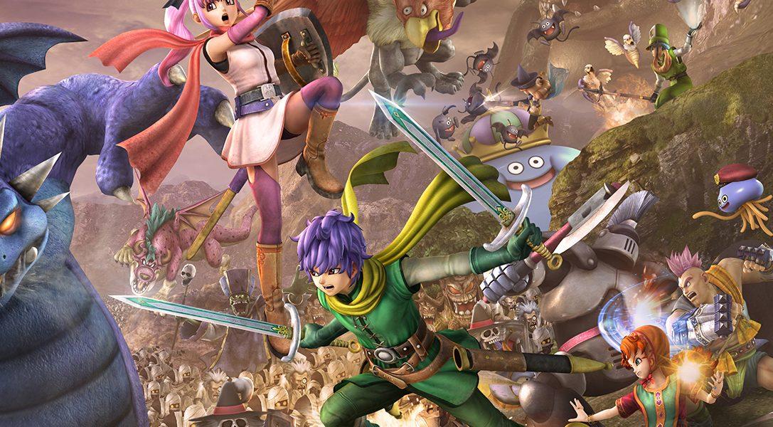 Intervista al Producer di Dragon Quest, Ryota Aomi