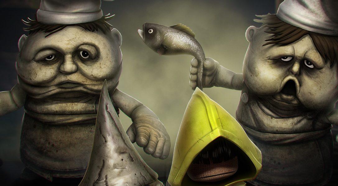 LittleBigPlanet 3: disponibile dalla prossima settimana il pack risorse Little Nightmares