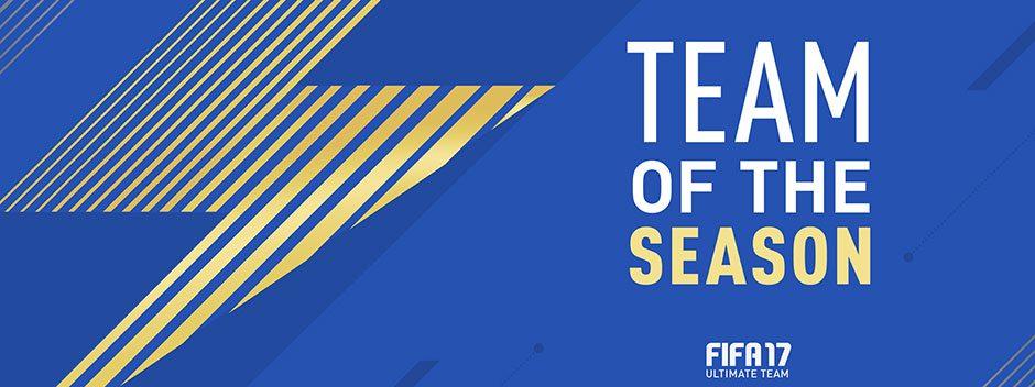 La Squadra della Stagione della Premier League inglese è disponibile per una settimana in FIFA 17