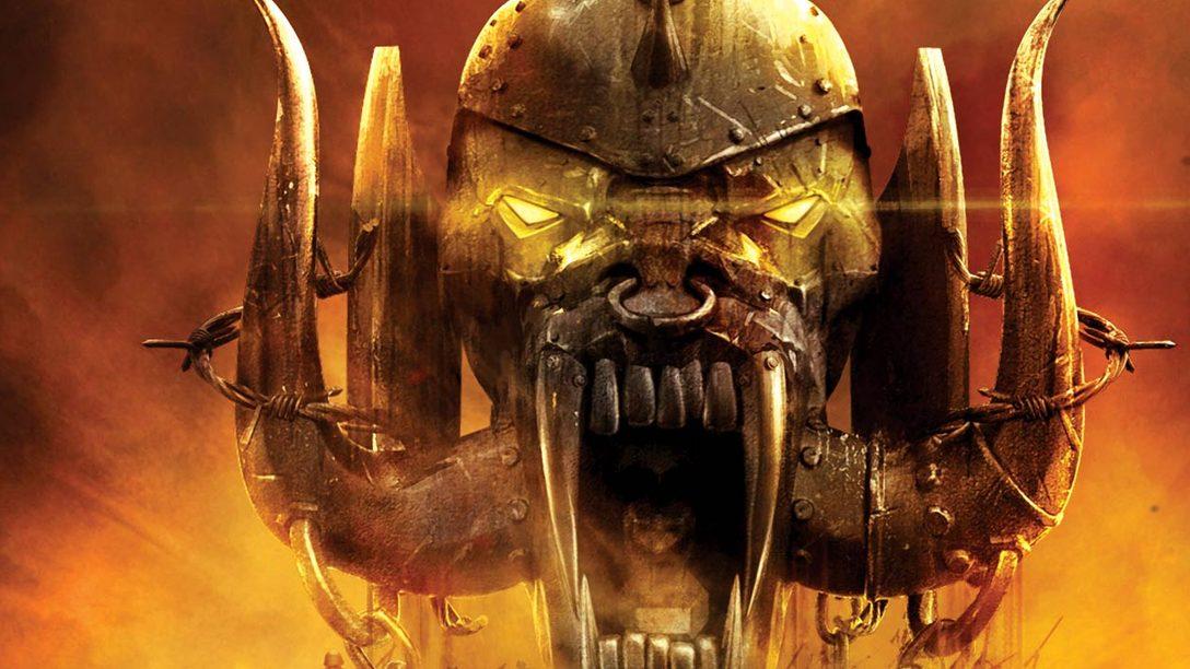 La passione per le armi di Lemmy dei Motörhead, la musica della storica band metal e la loro importanza in Victor Vran