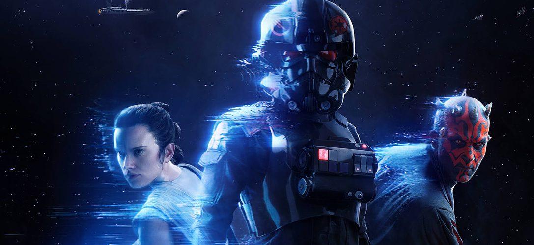 I progettisti di Star Wars Battlefront II ci parlano di come vogliono riempire il vuoto tra gli Episodi VI e VII