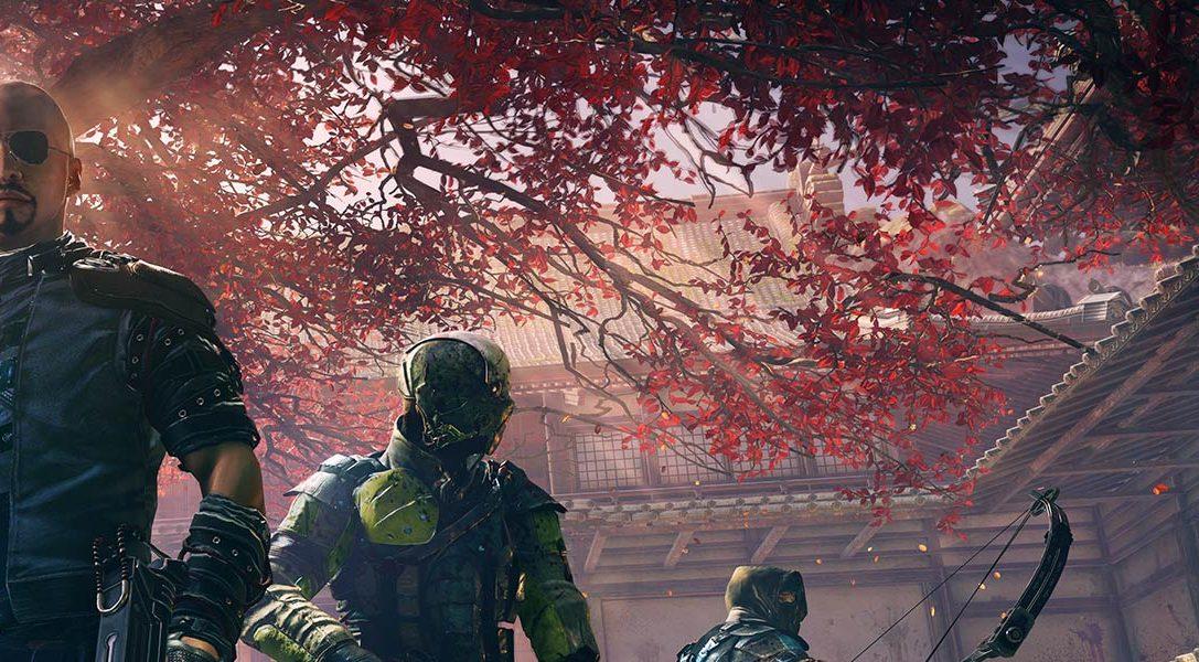 Shadow Warrior 2 arriva su PS4 il 19 maggio