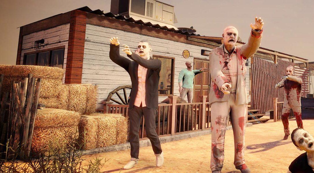 Preparatevi all'apocalisse zombi di Arizona Sunshine, in arrivo a giugno per PS VR