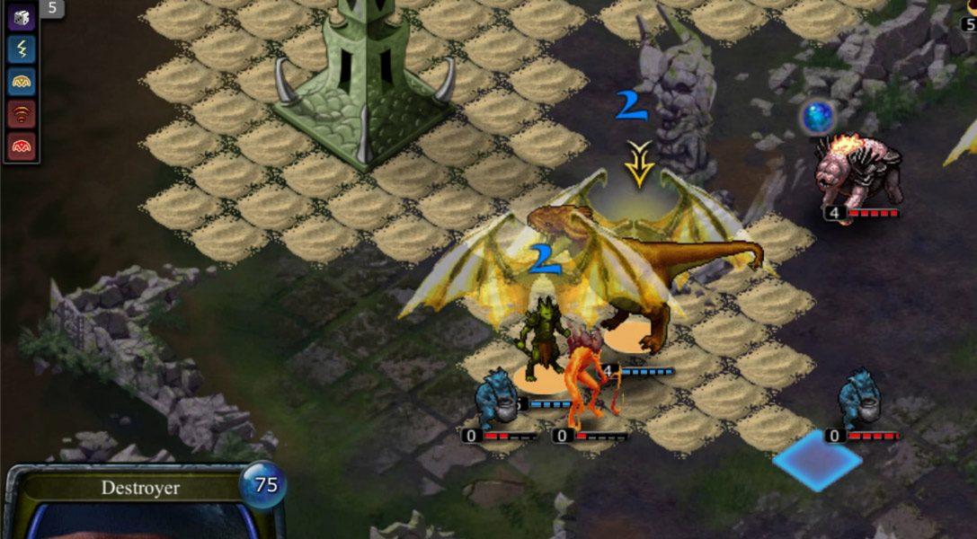 Il 23 maggio Pox Nora porta su PS4 le sue battaglie a base di carte e strategia