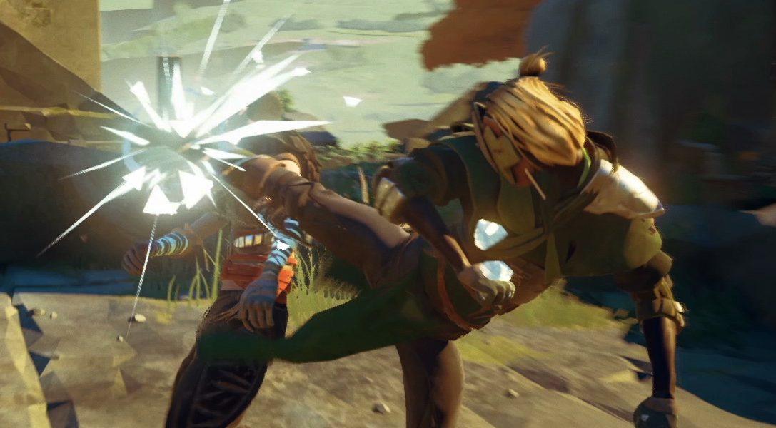 Dominate le arti marziali per combattere amici e rivali in Absolver, in uscita per PS4 il 29 agosto