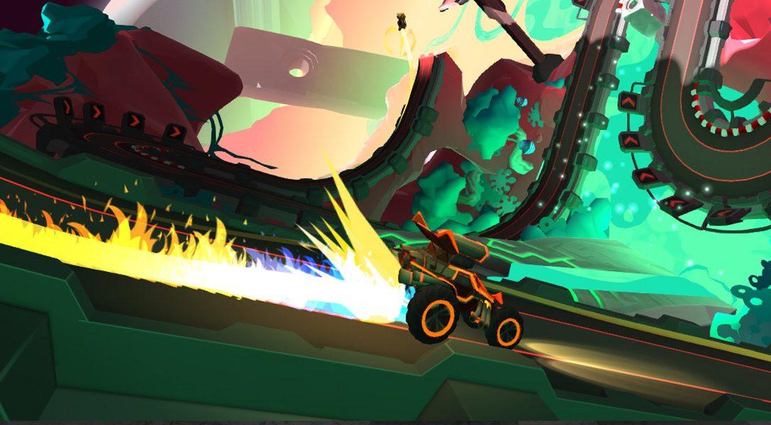 Il creatore di Velocity 2X torna con un titolo per PS VR: Tiny Trax