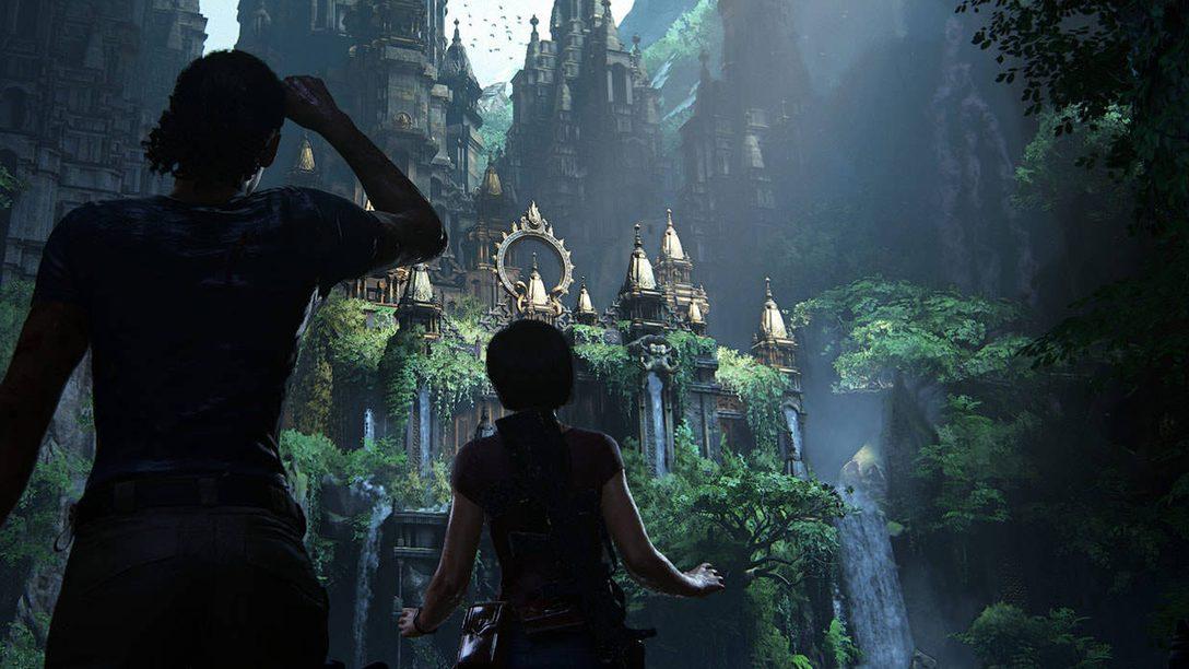 Ecco l'antagonista di Uncharted: L'Eredità Perduta nel nuovo story trailer dell'E3